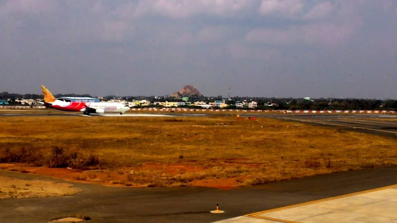 Image result for trichy airport plane