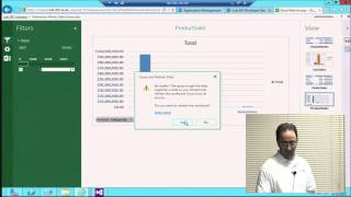 Creating Business Intelligence Solutions in SharePoint 2013—SVNUG Presentation #26
