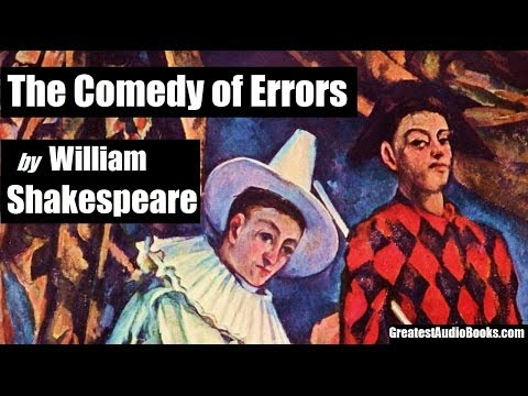 THE COMEDY OF ERRORS by William Shakespeare - FULL AudioBook | Greatest Audio Books V2
