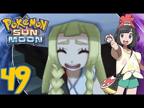 Pokémon Sun and Moon - Part 49: Aether House & Route 14 - Gameplay Walkthrough