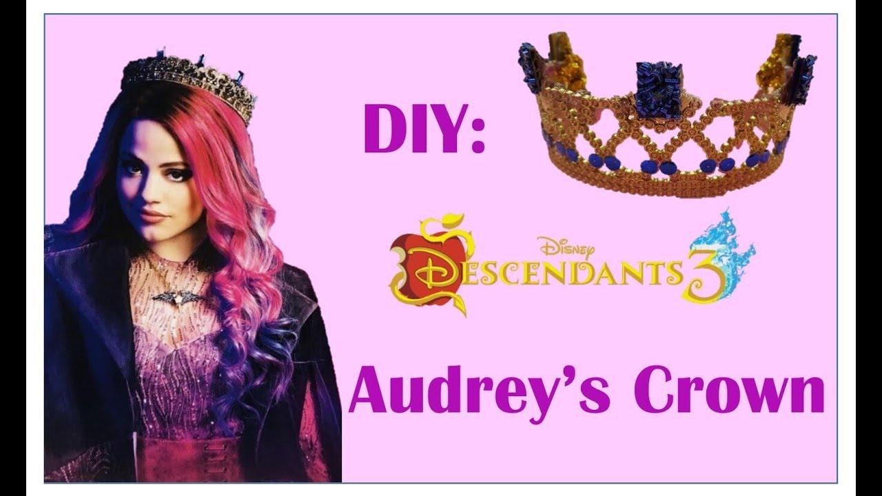 Diy Descendants 3 Audrey S Crown