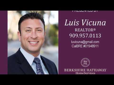 Spacious LOFT Home! 15631 Skylark Avenue - Tour by Luis Vicuna at 909-957-0113