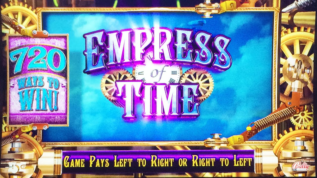 Empress Of Time Slot Machine