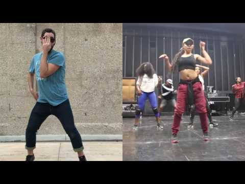 Charlie Ward: #Superlove (Tinashe Music Video)