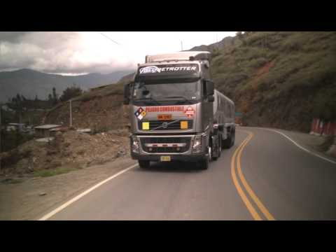 Volvo Trucks - Fuel efficiency and fish in Peru - Drivers' Fuel Challenge