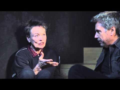 Audi_OOOO_rama: Laurie Anderson And Jean Michel Jarre
