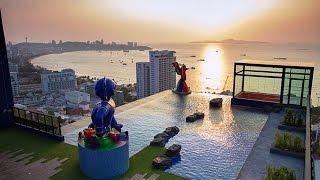Siam@Siam Design Hotel Pattaya, Pattaya, Thailand, 4 stars hotel