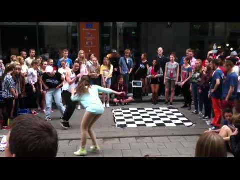 Vilnius-Brazilian street dance