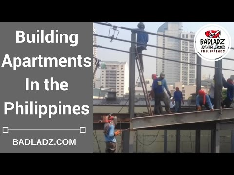 Building Apartments In Philippines