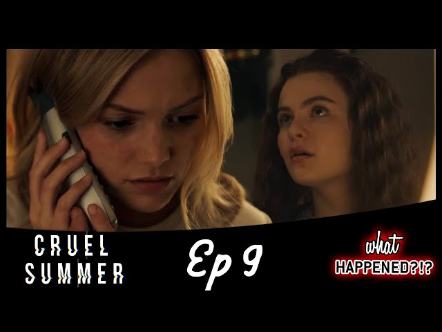 CRUEL SUMMER Episode 9 Breakdown - Did Jeanette Really See Kate? More Theories & Episode 10 Promo