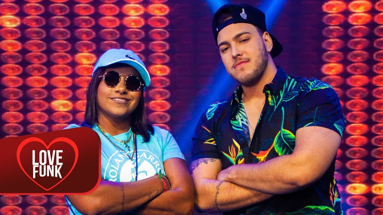 John Amplificado e MC Danny - Engole o Choro (Love Funk) Felipe Beats e Felipe Pasoli