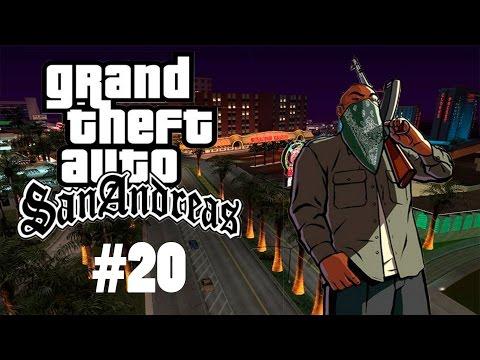 CJ в Лас-Вентурасе. Прохождение GTA: San Andreas. #20