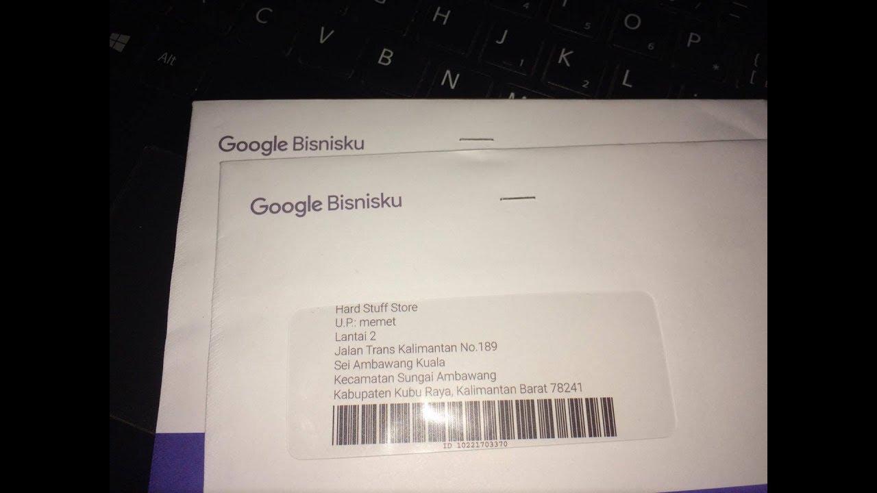 Lihat Cara Mendapatkan Kode Verifikasi Google Bisnisku mudah