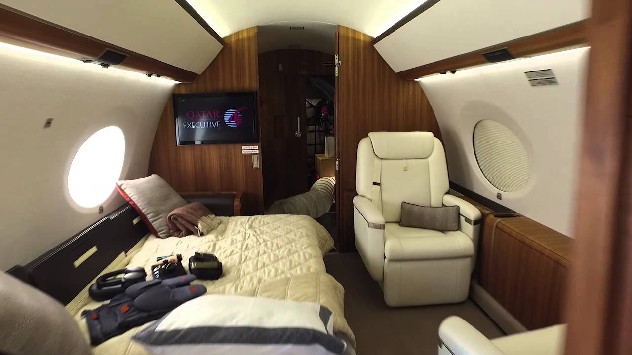 Gulfstream G650ER - YouTube
