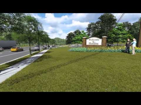 Plantation Road Animation