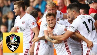 Billy Sharp, Chris Wilder on Sheffield Utd's first week in Premier League | NBC Sports