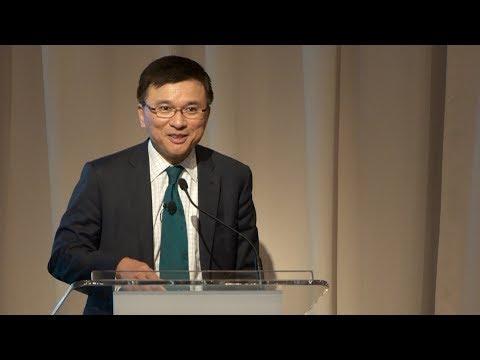 Prof. K.C. Chan on Renminbi Globalization - The Role of Hong Kong's Financial Center.