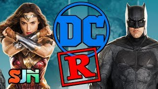 DCEU Happy To Go R!
