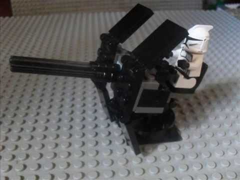lego star wars cannons youtube. Black Bedroom Furniture Sets. Home Design Ideas