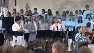 JEZUS DAJE NAM ZBAWIENIE - LUMEN - Live - Jasna Góra 24.05.2014.
