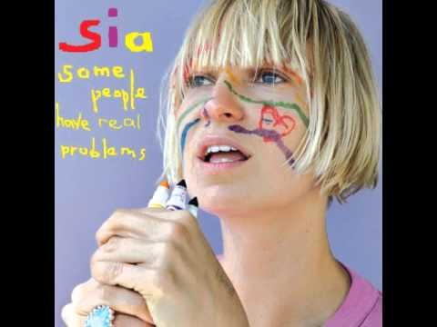 Sia - Day too soon (Audio)