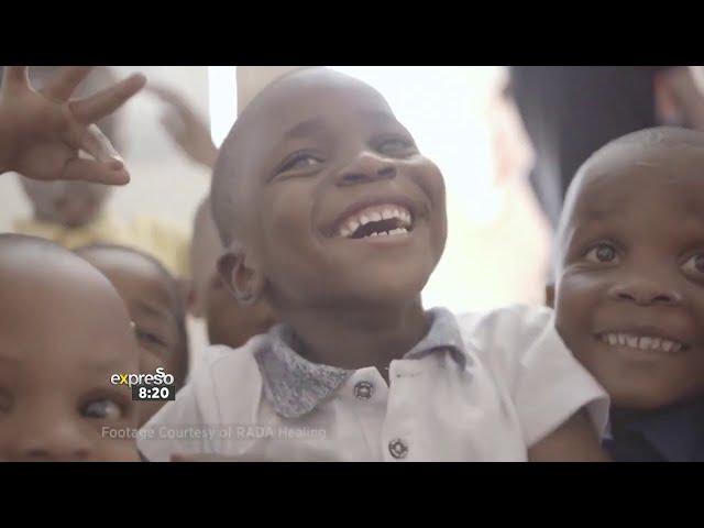 RADA Care during Mandela Month by RADA director, Jacqui Gilbert - Expresso Show
