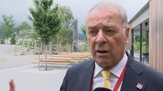 Adolf Ogi in Höchstform: Das sagt der Alt-Bundesrat zur Gotthard-Basistunnel-Eröffnung