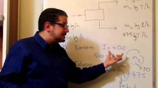 Lec 02   Material Balances   Simple Examples