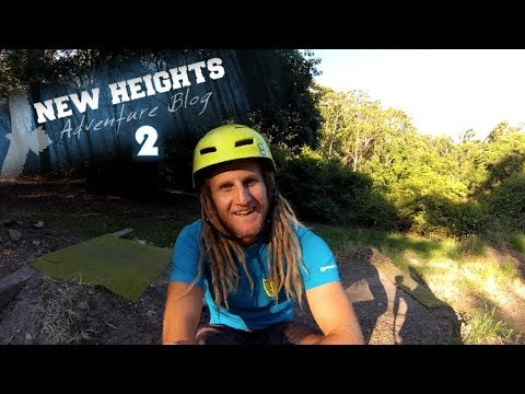 New Heights Adventure Blog - Episode 2 with Kris Frauenfelder