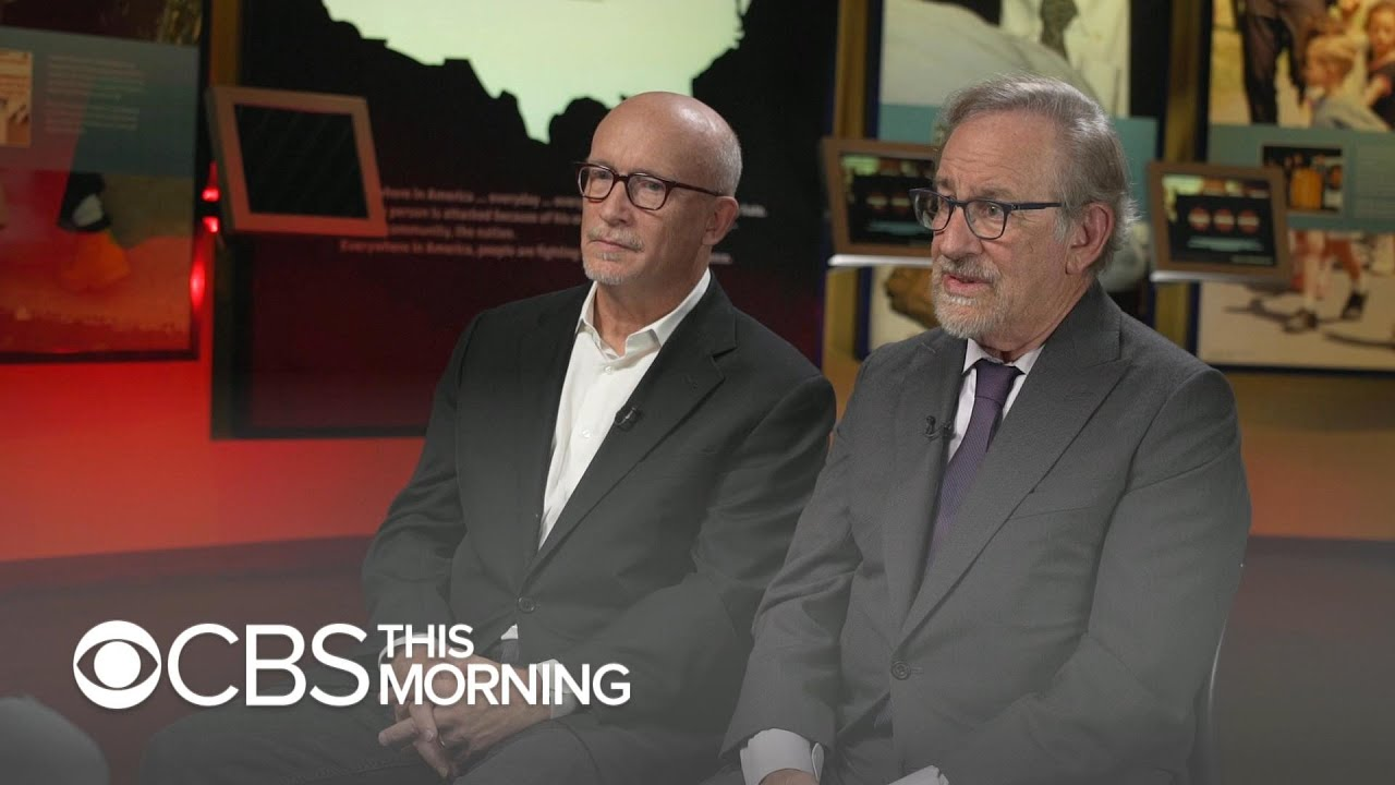 """Download """"Why We Hate"""": Steven Spielberg and Alex Gibney explore hatred in docuseries"""