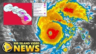 Download Video Hurricane Watch Issued For Hawaii As Lane Nears (Aug. 21, 2018) MP3 3GP MP4