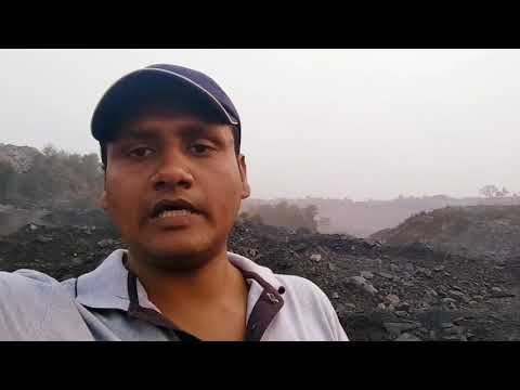 OPEN PIT COAL MINES IN JHARKHAND || S.P Mines Chitra , DEOGHAR || E.C.L By Sandeep Zone