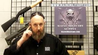 Silencer Hunting is Legal in Maine