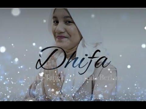 Ketika Tangan dan Kaki Berkata - Chrisye (cover  by Dhifa)