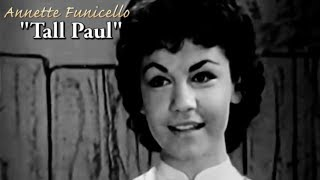 Watch Annette Funicello Tall Paul video