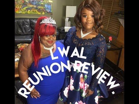 REVIEW LITTLE WOMEN ATLANTA, SEASON 3, REUNION PART 1