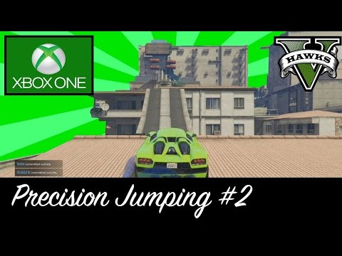 gta 5 xbox one race 39 precision jumping 2 39 gta v custom race youtube. Black Bedroom Furniture Sets. Home Design Ideas