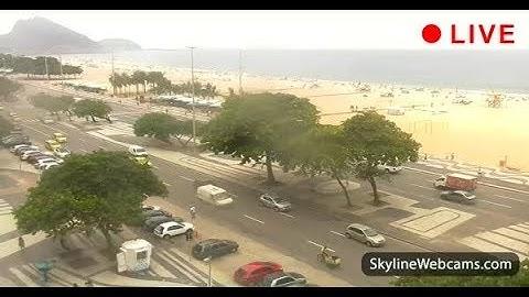 Live Webcam from Rio de Janeiro - Brazil