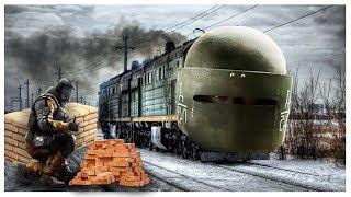 SZALENI OPERATORZY w RAINBOW SIX SIEGE  TACHANKA TRAIN + Budowlaniec!