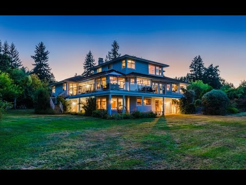 large oceanview home for sale in saltair vancouver island