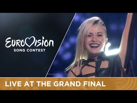 LIVE - Poli Genova - If Love Was A Crime (Bulgaria) At The Grand Final