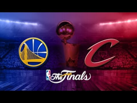 Golden State Warriors vs Cleveland Cavaliers NBA Finals Game 4 - NBA 2K17