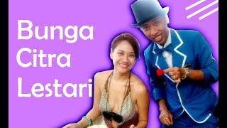 Download Video BUNGA CITRA LESTARI ikutan SULAP!! - Magician Bali MP3 3GP MP4