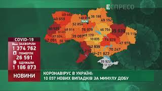 Коронавірус в Украі ні статистика за 4 березня