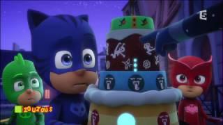 Les Pyjamasques   Saison 1   Yoyo à la rescousse du gâteau d'anniversaire