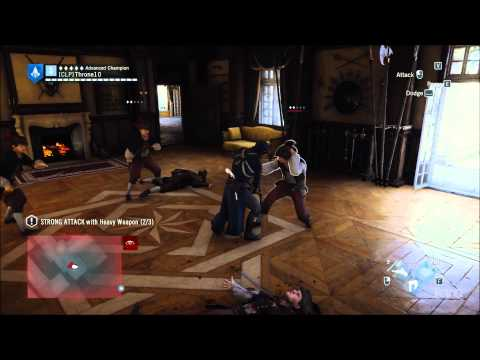 Assassin's Creed Unity - Training - Heavy Weapon Master Gameplay (PC HD) [1080p]