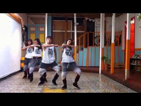 BTS BAEPSAE-STRIDE DANCE COVER