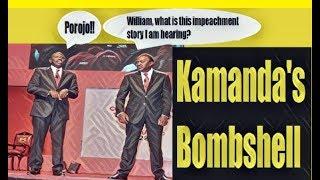 Raila Uhuru Secret Meeting In Dubai As Kamanda Exposes Ruto Plot