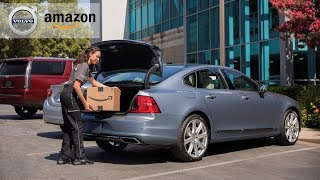 Volvo Cars adds in-car delivery by Amazon Key thumbnail