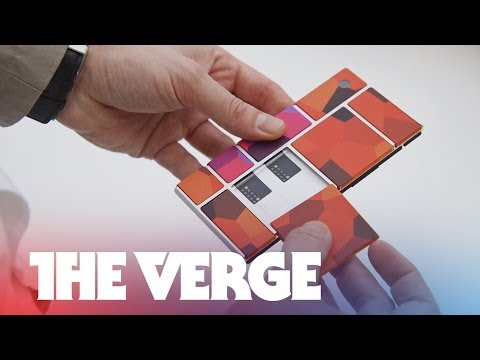 Google's Project Ara: Reinventing the smartphone with building blocks